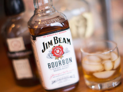 jim beam bourbon american