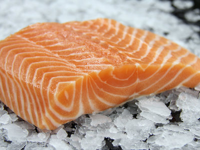 Norwegian Salmon from Catalina Offshore Products