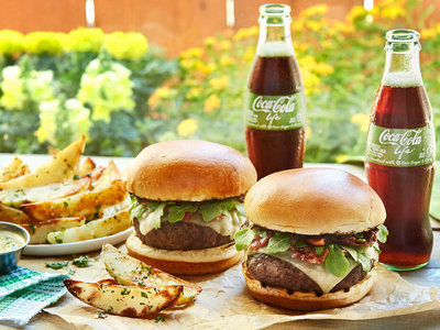 coca cola chef'd meal kit