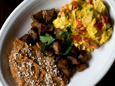 FWX HANGOVER CURES MIGAS AT EL ORIGINAL