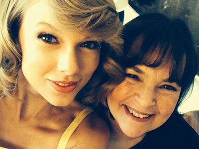 Ina Garten's Favorite Music to Cook to Is Taylor Swift Because Of Course It Is