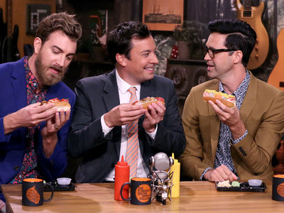Rhett & Link on Jimmy Fallon