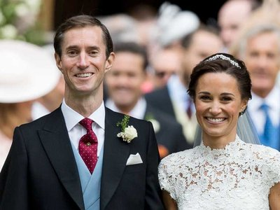 Pippa's Honeymoon Details
