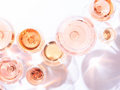 Rosé Wine for Mother's Day