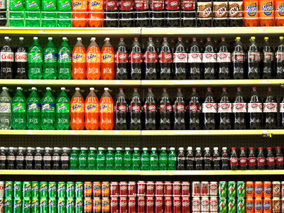 soda consumption in the usa has decreased