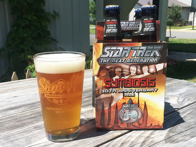 star trek beer the new generation 30th anniversary