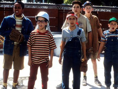 the sandlot movie classic scene