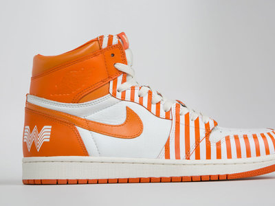 Whataburger Shoe Contest