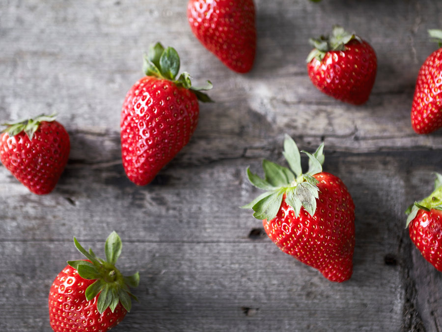 Strawberries May Help Prevent Type 2 Diabetes
