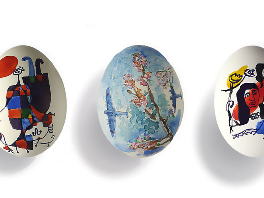 masterpiece easter eggs