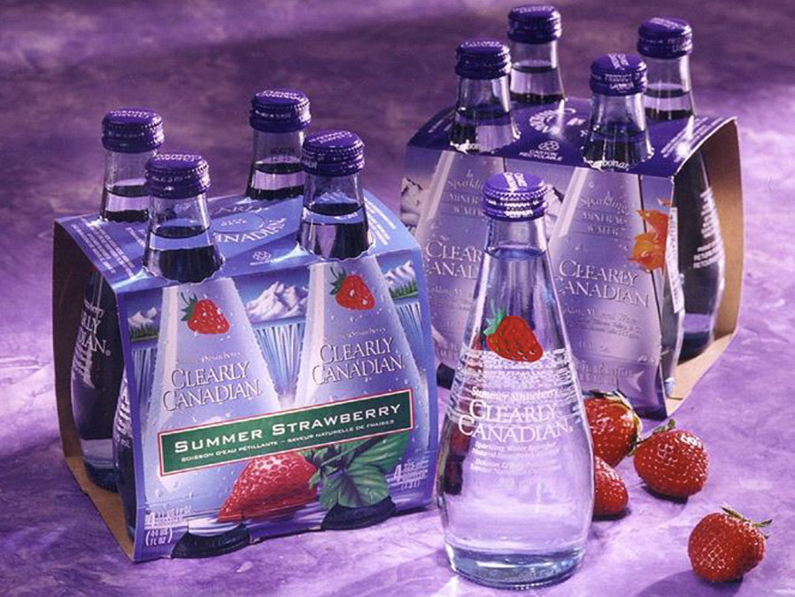 clearly canadian