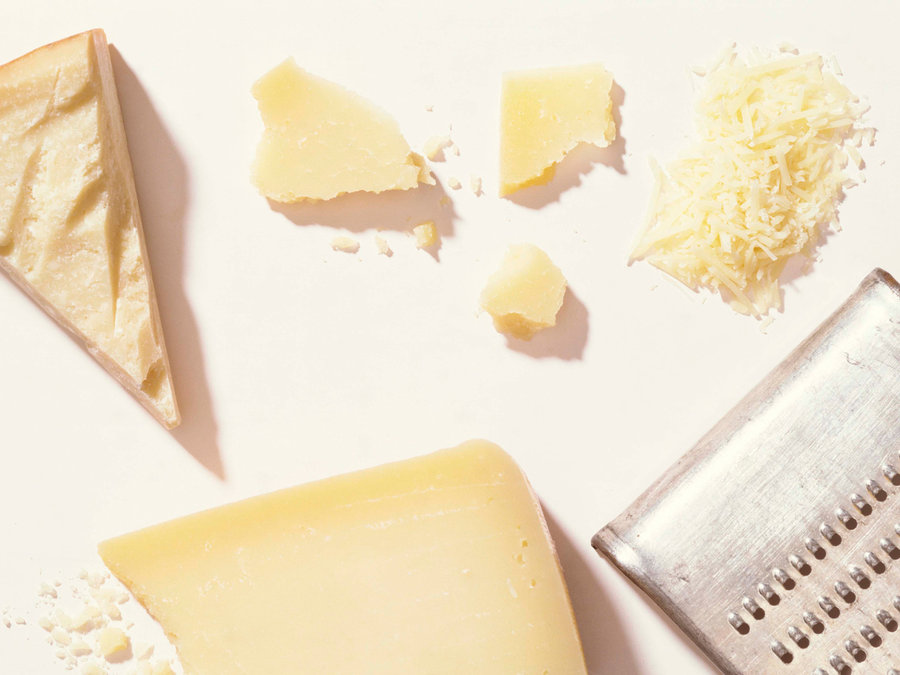 Parmesan Cheese Scam