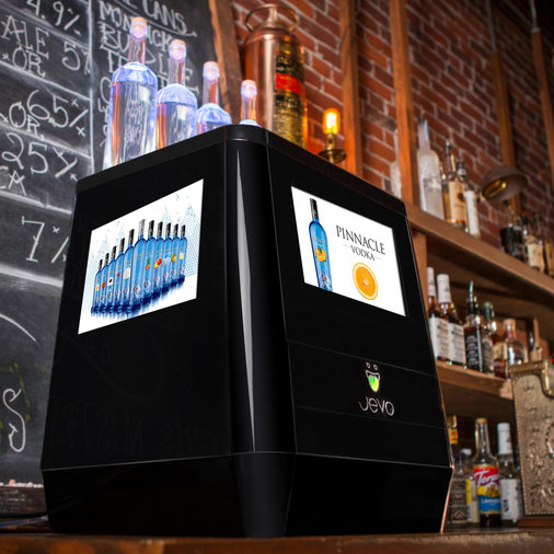 "Jevo: the ""Keurig for Jell-O Shots"""
