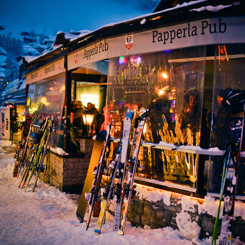 Papperla Pub, Zermatt, Switzerland