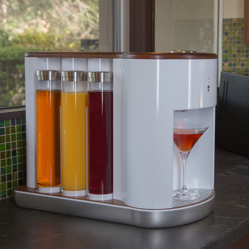 "Somabar: the ""Keurig for Cocktails"""