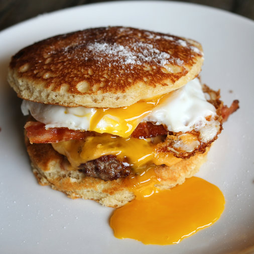 Pancake Sliders