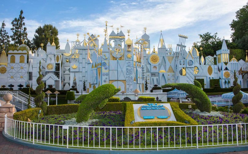 An iconic attraction in Disneyland park,  It's a Small World  transports guests through a celebration around the world. (Paul Hiffmeyer/Disneyland Resort)