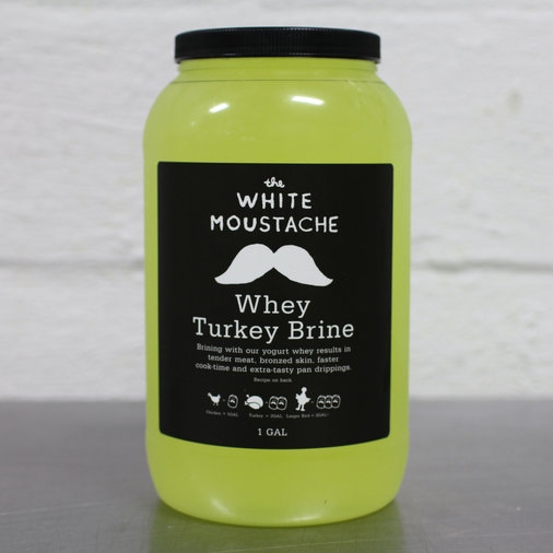 Whey Turkey Brine