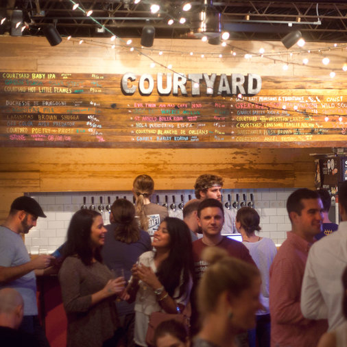 Courtyard Brewing