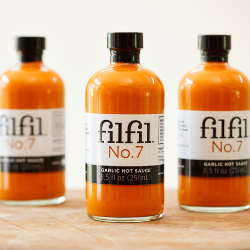 Filfil No. 7 Hot Sauce