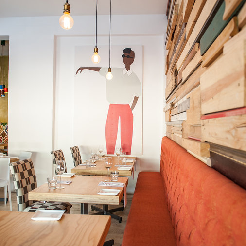 The National Eatery and Speakeasy, South Africa