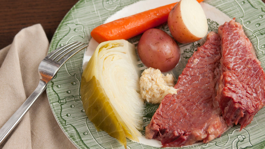 <p>Best Corned Beef Recipes for St. Patrick's Day Dinner</p>