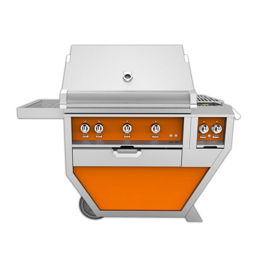 Hestan Outdoor's Stainless Steel Grill