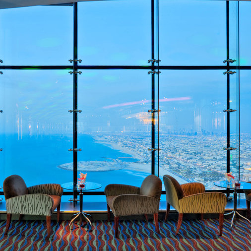 Skyview Bar at Burj Al Arab