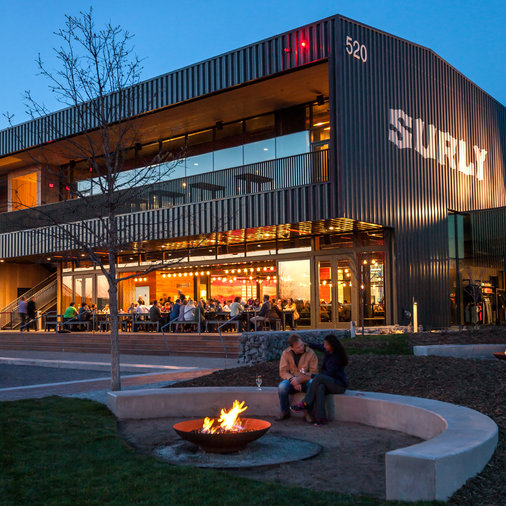 Brewer's Table at Surly Brewing