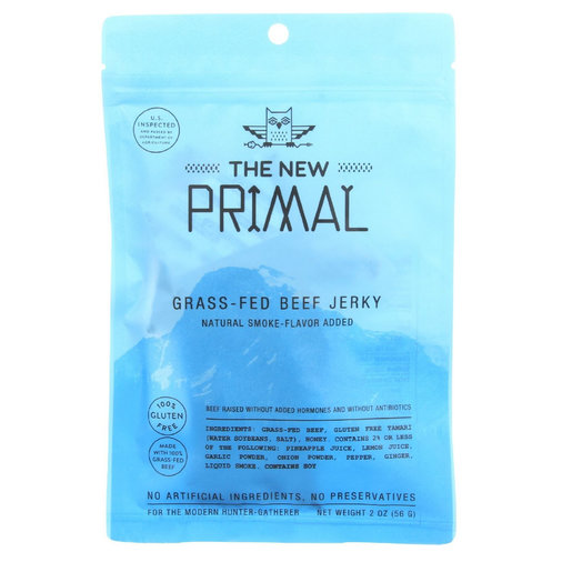 The New Primal Grass-Fed Jerky