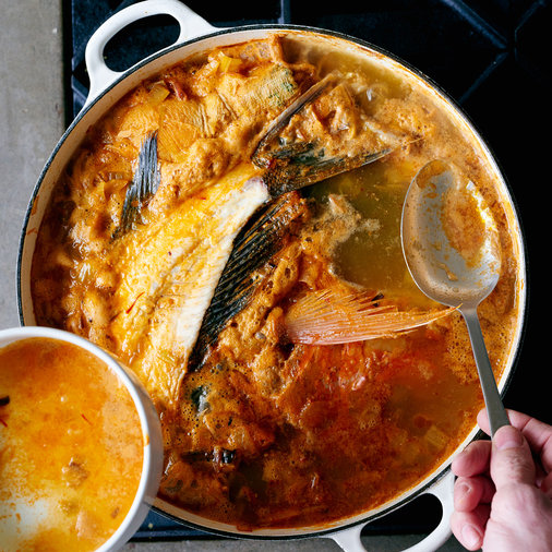 Simmer the Broth