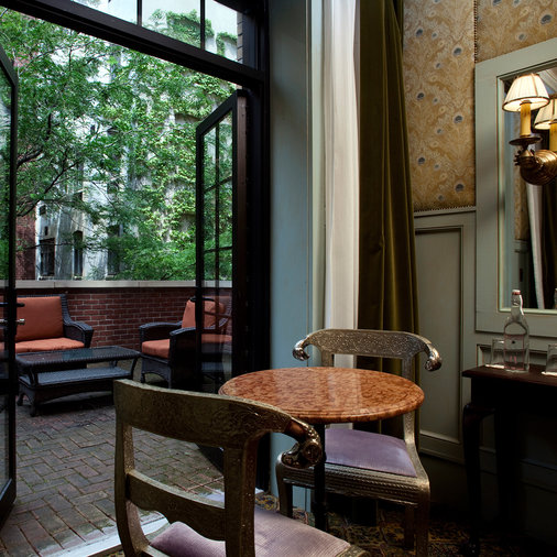 New York City Save: The Jane Hotel
