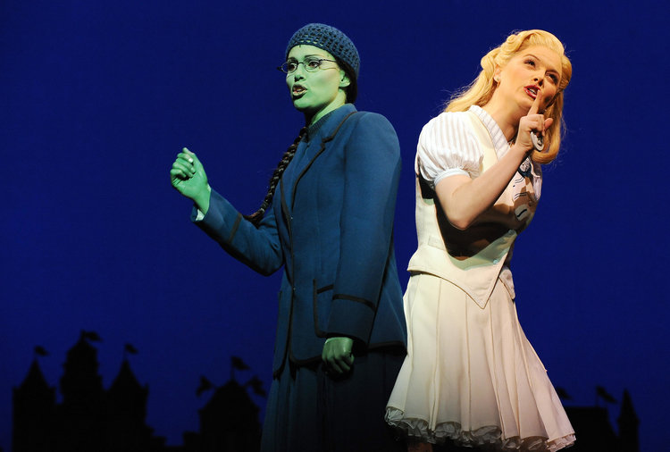 A Performance of 'Wicked'