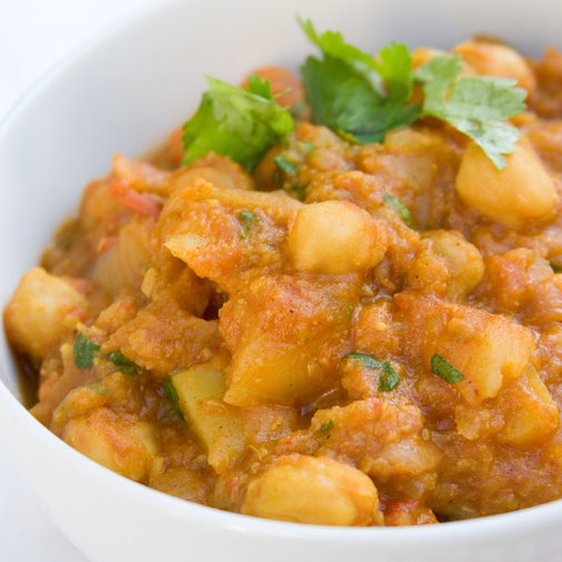 Punjabi Chole or Chana Masala