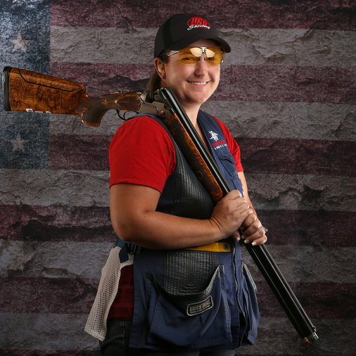 Kim Rhode—Shooting