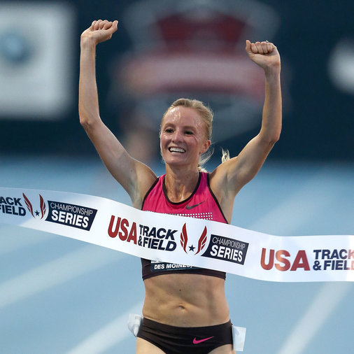 Shalane Flanagan—Track and Field