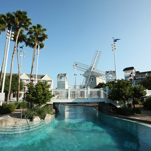 Disney Beach and Yacht Club
