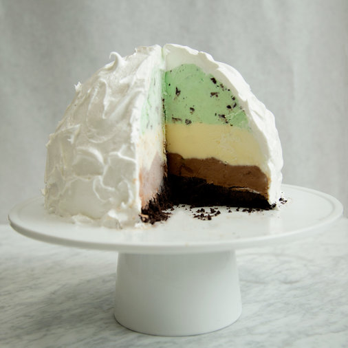 Mile High Ice Cream Pie