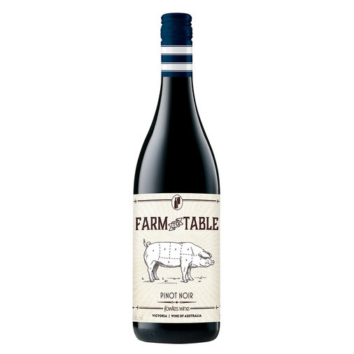 Fowles Farm to Table Pinot Noir