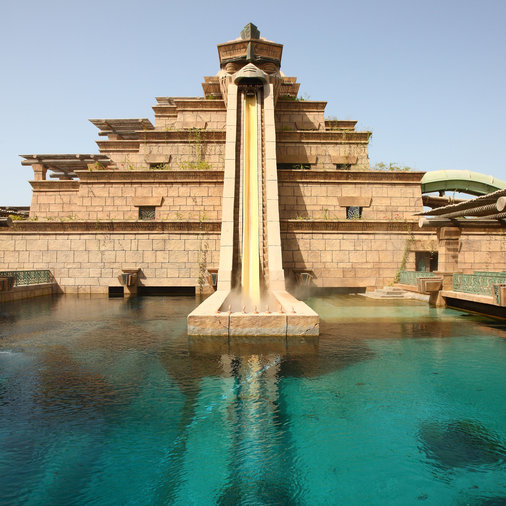 dubai atlantis waterpark hotel