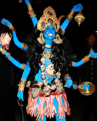 3. Kali the Hindu Goddess (2008)