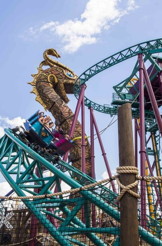 A Definitive Ranking Of Busch Gardens Tampa 39 S Roller Coasters Food Wine