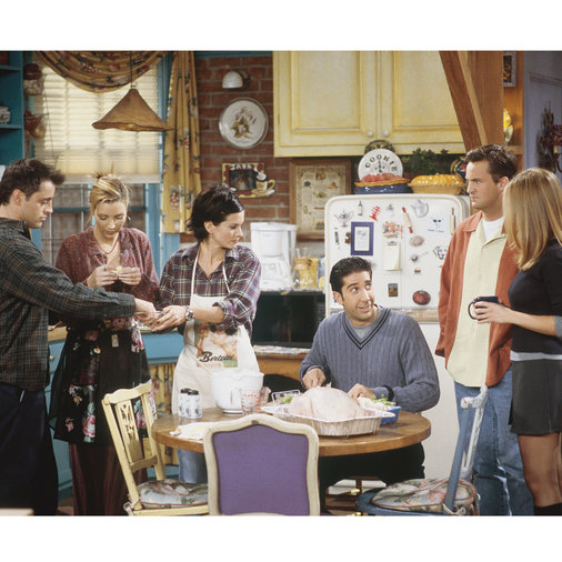 Could we BE more excited about a 'Friends'-themed Thanksgiving?
