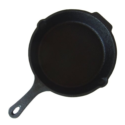 Housekeeper Crockery Cast-Iron Skillet