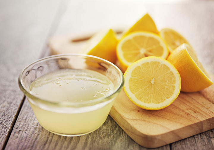 Myth #2: Lemon juice is bad for your tooth enamel.