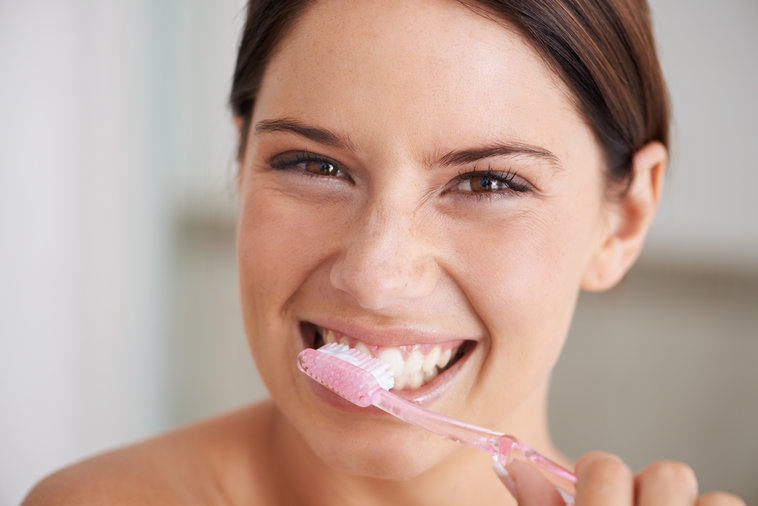 Myth #3: You should brush after every meal.