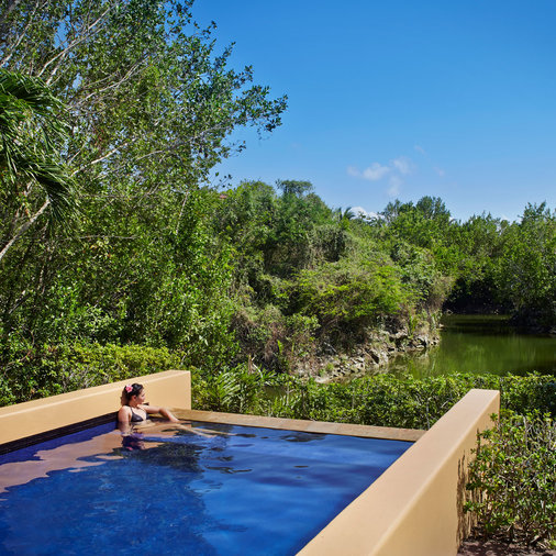 Mayakoba, Mexico: Mangroves and margaritas