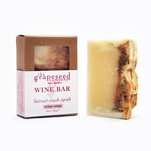 wine beauty syrah soap