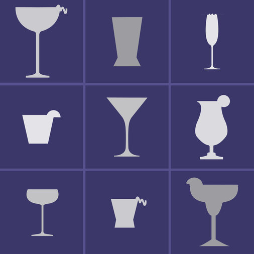 cocktails to memorize