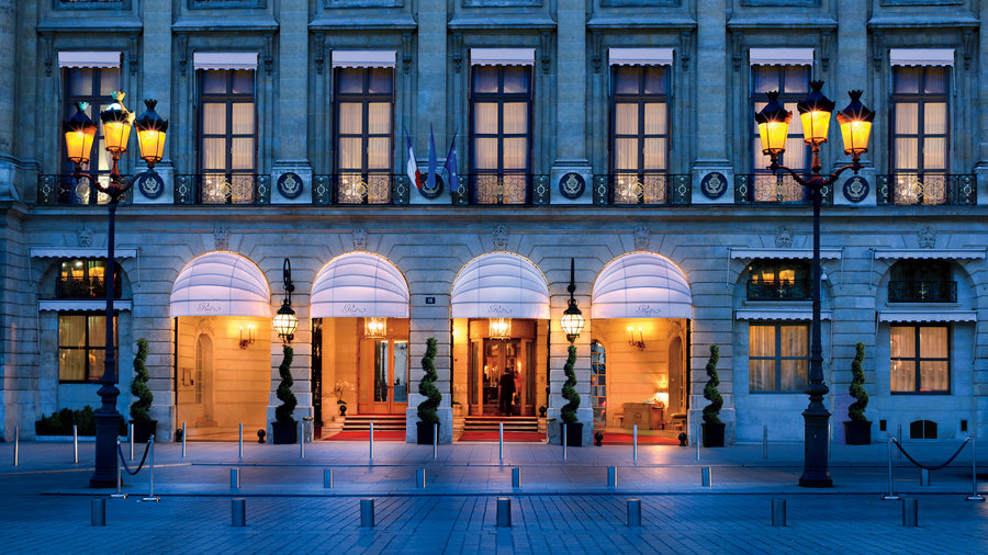 The Ritz Hotel, Paris